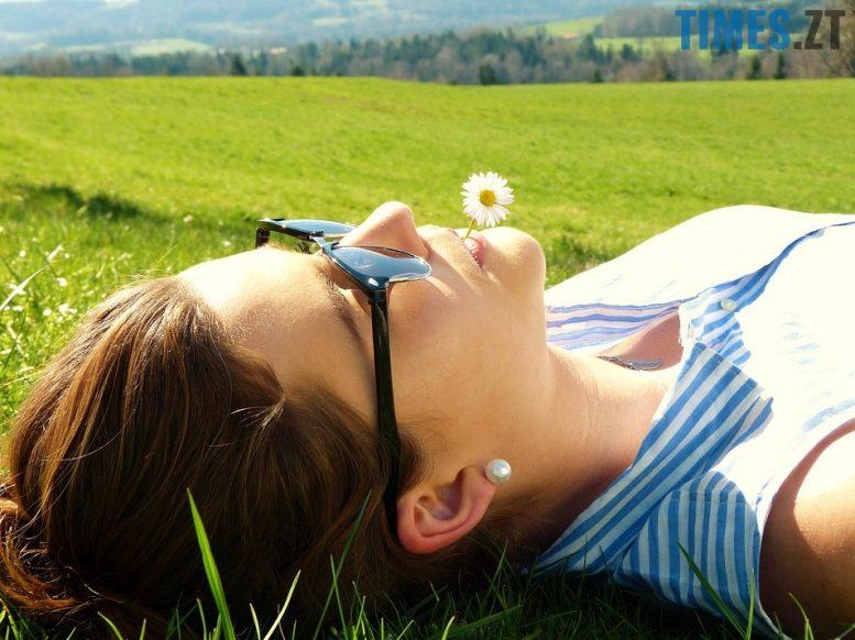 Розслаблення як метод заснути | TIMES.ZT