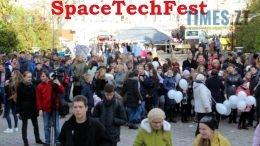 """Фестиваль науки і техніки """"SpaceTechFest"""""""