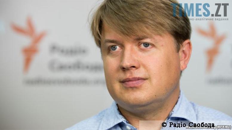 Андрій Герус, член правління бізнес-ради «Ціна держави» | TIMES.ZT