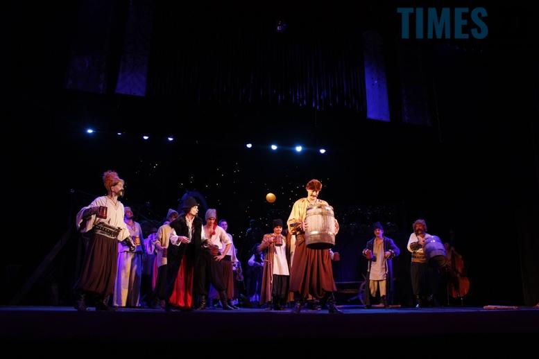 Житомирський драматичний театр - вистава