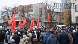 Сторіччя Великої жовтневої соціалістичної революції у Житомирі