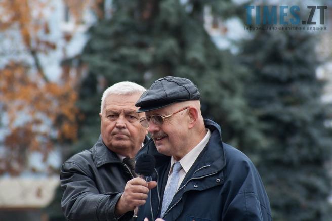 21 - Фоторепортаж: Сторіччя Великої  жовтневої соціалістичної революції у Житомирі. Без коментарів