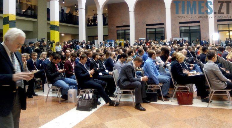 """IMG 20171103 095757 e1509697226207 - Подія у сфері розумних технологій: """"Kyiv Smart City Forum '17"""""""