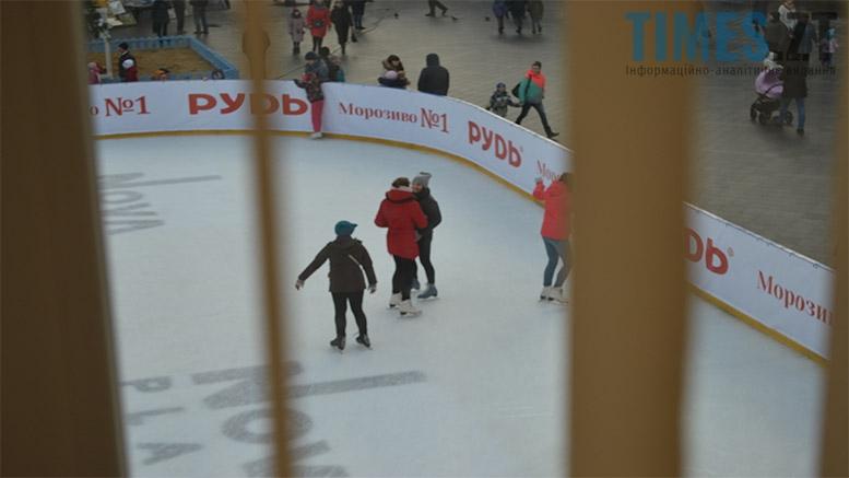 10 1 - Нарешті ковзанку відкрито та протестовано!