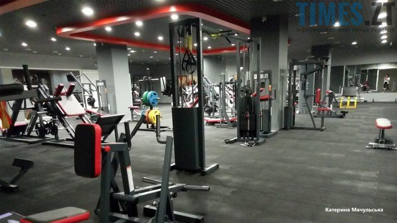 Житомир. Тренажерна зала Arena Gym - тренажери | TIMES.ZT