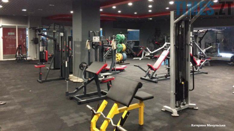 Житомир. Тренажерна зала Arena Gym - знаряддя | TIMES.ZT