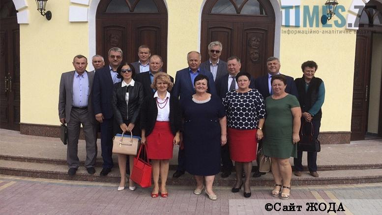 Picture 16 - Медична реформа в Україні: бердичівський госпітальний округ в дії