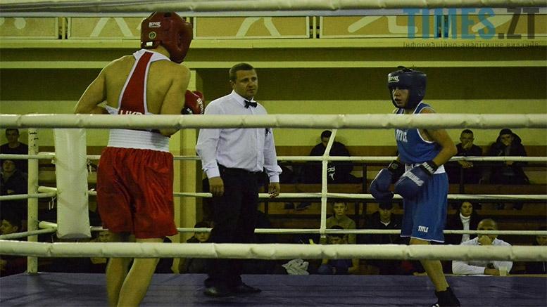 Picture 1 11 - IV Всеукраїнський відкритий турнір з боксу у Житомирі