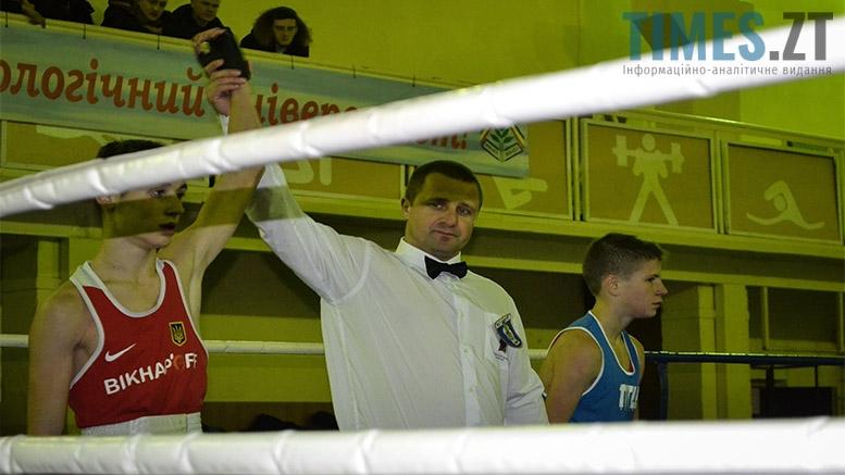 Picture 1 16 - IV Всеукраїнський відкритий турнір з боксу у Житомирі