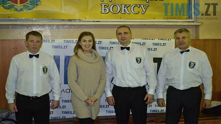 Picture 1 6 - IV Всеукраїнський відкритий турнір з боксу у Житомирі