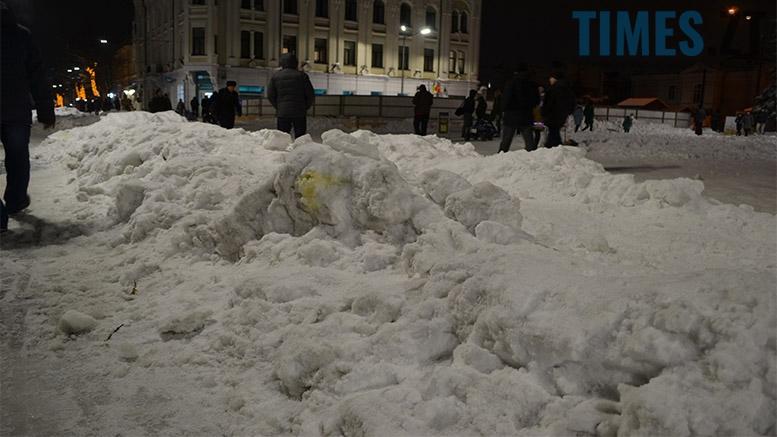 """photo 1 1 - Куди """"сховалася"""" снігоприбиральна техніка у Житомирі?"""