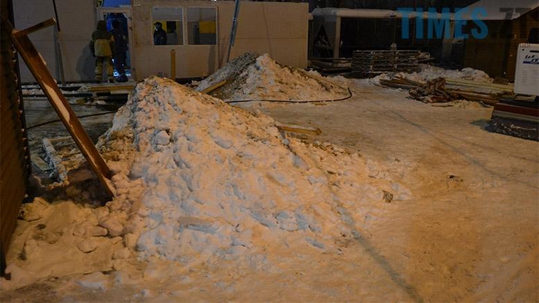 """photo 5 1 - Куди """"сховалася"""" снігоприбиральна техніка у Житомирі?"""