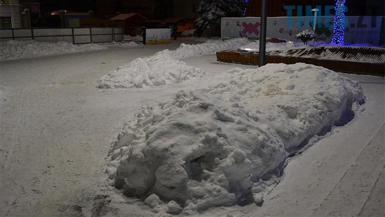 """photo 6 1 - Куди """"сховалася"""" снігоприбиральна техніка у Житомирі?"""