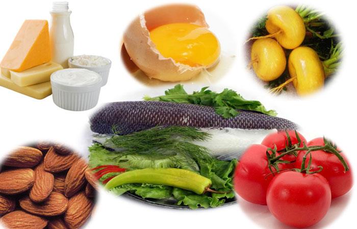Гігієна зору - харчування, раціон