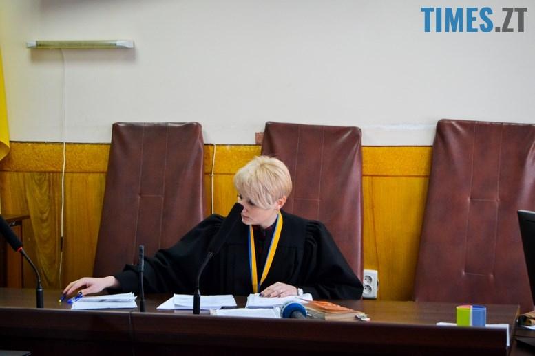 Бердичівський суд. Суддя