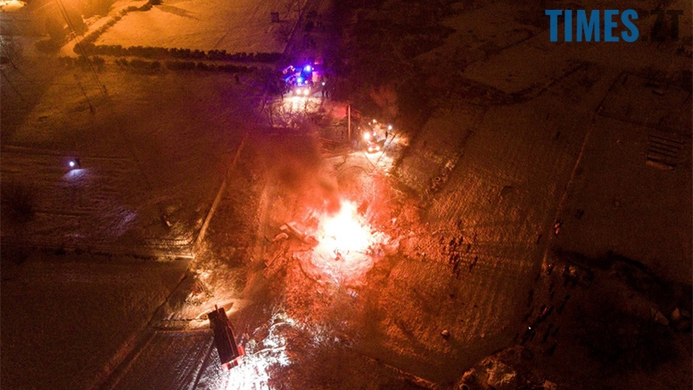 1 7 - В авіакатастрофі під Кременчуком трагічно загинув авіатор з Бердичева