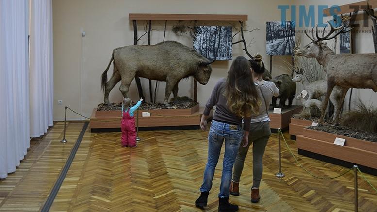 10 4 - Житомирський музей запропонував зробити селфі з опудалом дикої тварини