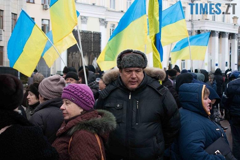 14 3 - Мітинг у Житомирі «проти всього поганого» організував невідомо хто