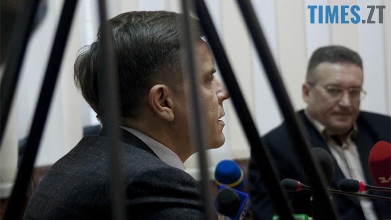 Мер Житомира С.Сухомлін  | TIMES.ZT