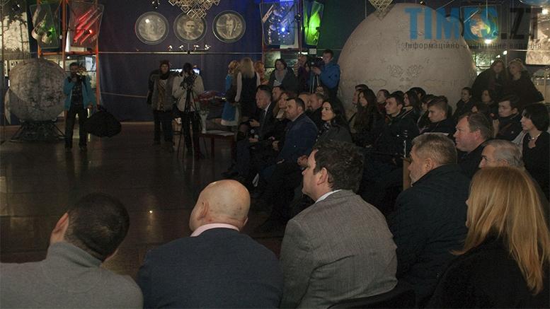 17 - У Житомирі на святкуванні річниці С. Корольова помітили неоднозначних VIP-персон
