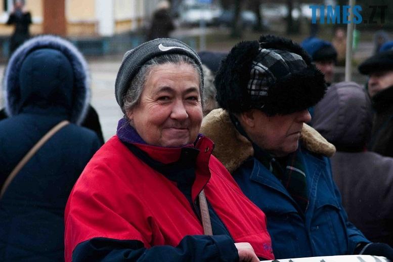 18 3 - Мітинг у Житомирі «проти всього поганого» організував невідомо хто