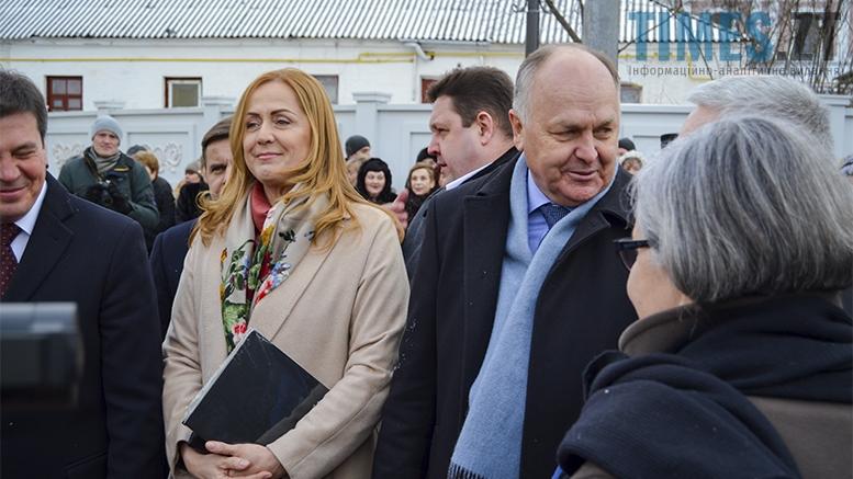 Відкриття театру у Бердичеві