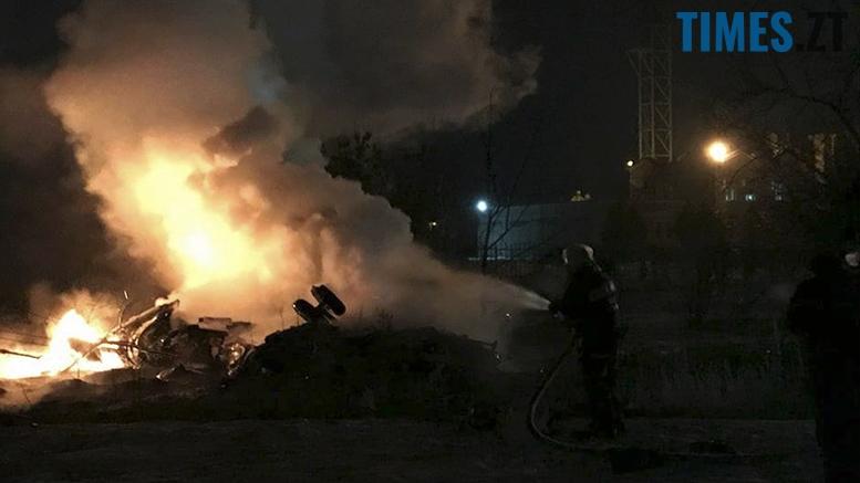 3 6 - В авіакатастрофі під Кременчуком трагічно загинув авіатор з Бердичева