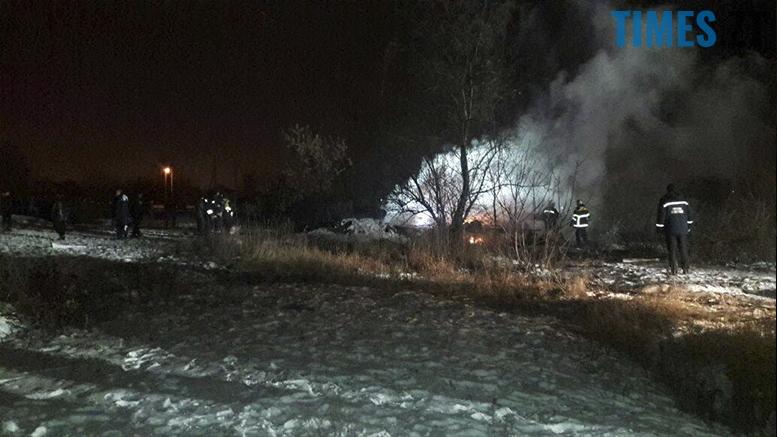 4 5 - В авіакатастрофі під Кременчуком трагічно загинув авіатор з Бердичева