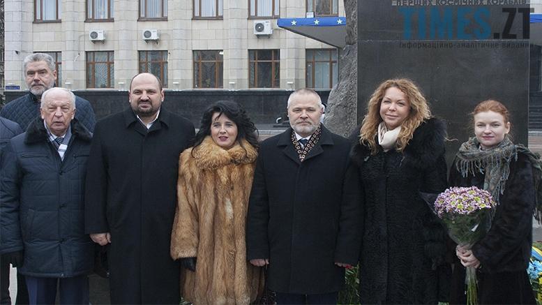 Річниця С.Корольова. VIP-персони
