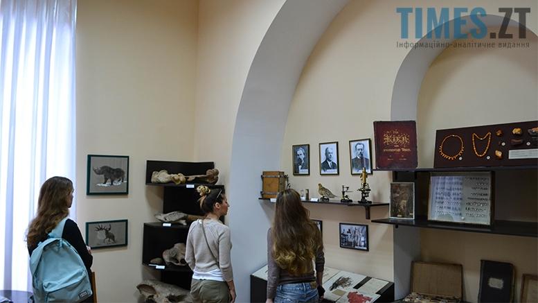 5 5 - Житомирський музей запропонував зробити селфі з опудалом дикої тварини