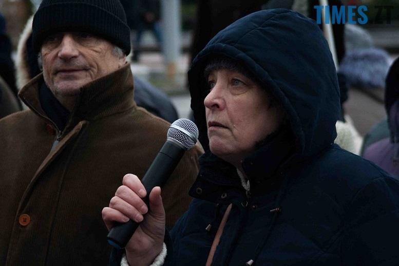 9 4 - Мітинг у Житомирі «проти всього поганого» організував невідомо хто