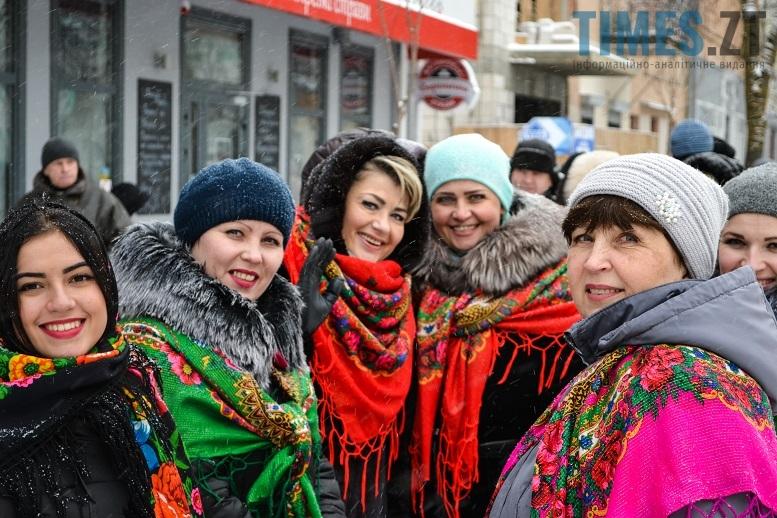 День соборності України. Святкування у Житомирі
