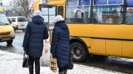 Проїзд у маршрутках для пенсіонерів Житомира