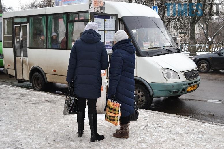 DSC 1236 edited - Житомирські пенсіонери судяться, бо хочуть їздити безплатно вранці і ввечері