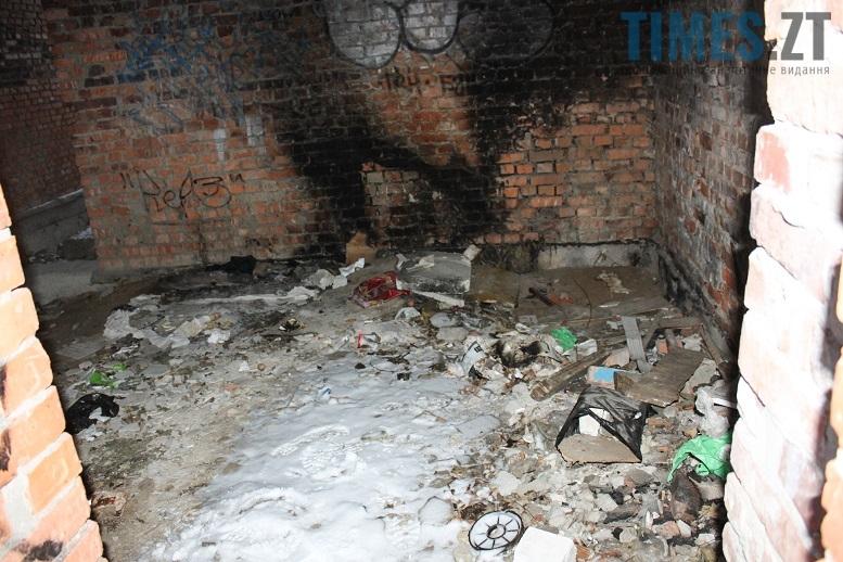 Покинуті будинки Житомира