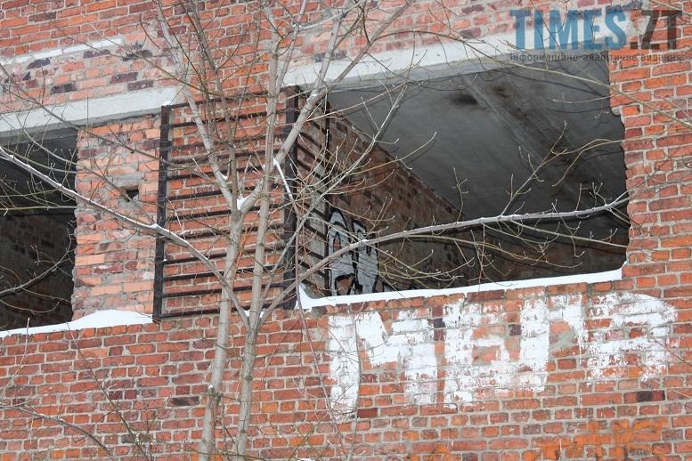 Занедбані будівлі у Житомирі - 2