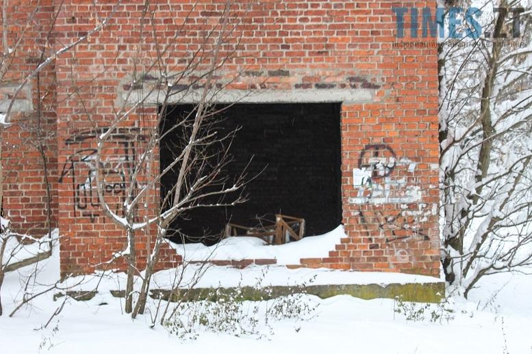 Покинуті будівлі у Житомирі - 2