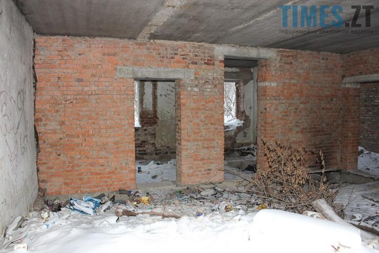 Покинуті будівлі у Житомирі