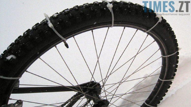 Зимові лайфхаки - велосипед взимку | TIMES.ZT