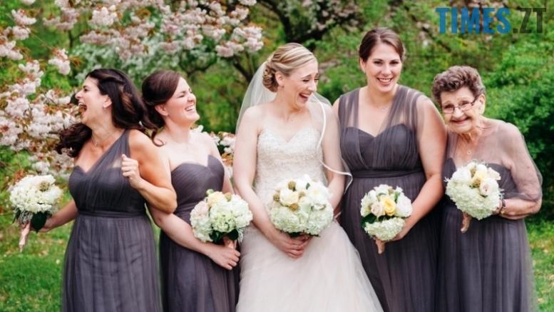 3 - Увійти в історію весілля як найкраща дружка