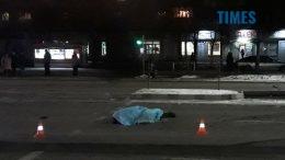 превю 260x146 - У Житомирі на проспекті Миру загинула жінка, розмовляючи по мобільному (фото 18+)