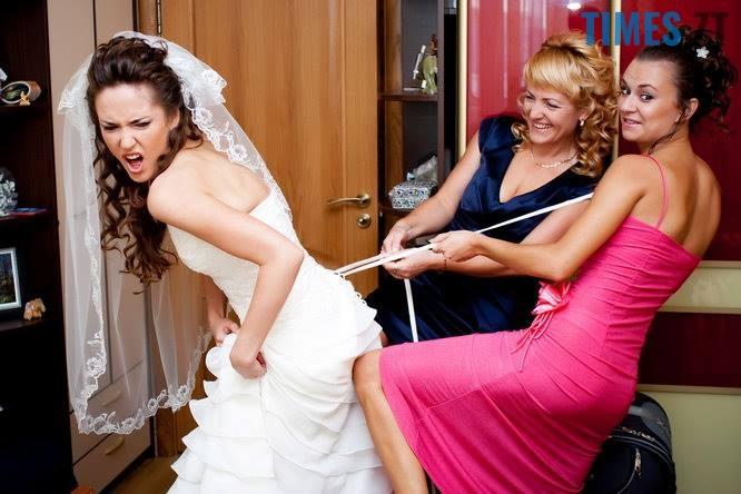 1 7 - Увійти в історію весілля як найкраща дружка