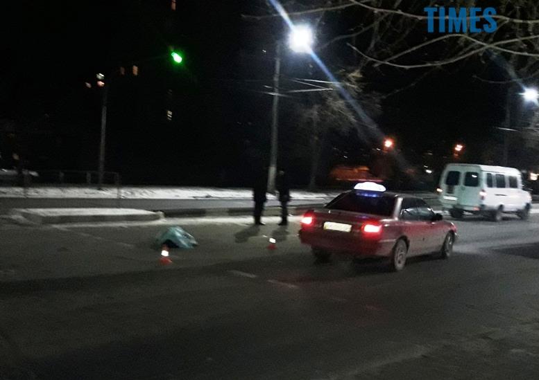 ДТП в Житомирі - загинула жінка