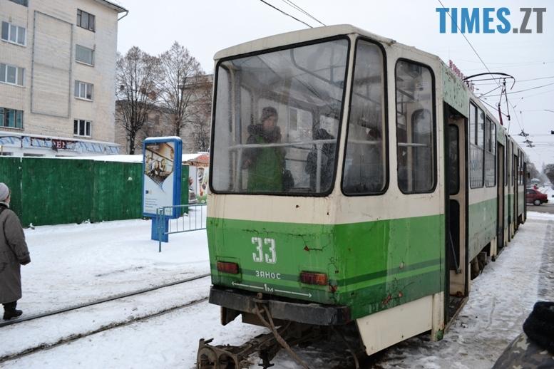 2 7 - «Останній з могікан»: хто і навіщо хоче знищити житомирський трамвай?