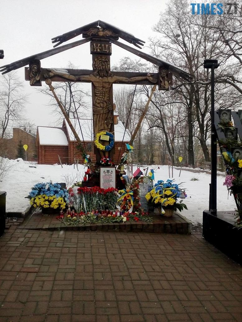 20 - 18 лютого у Києві: Майдан, Хрещатик, Інститутська, Грушевського