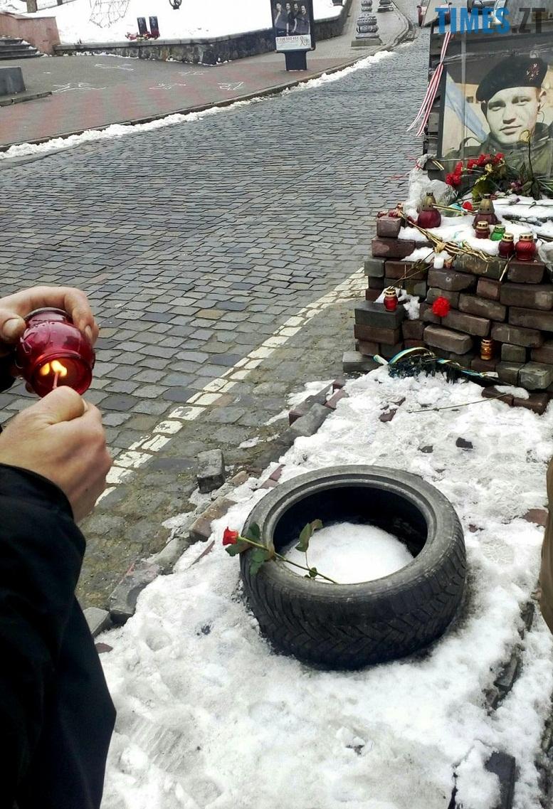 22 - 18 лютого у Києві: Майдан, Хрещатик, Інститутська, Грушевського