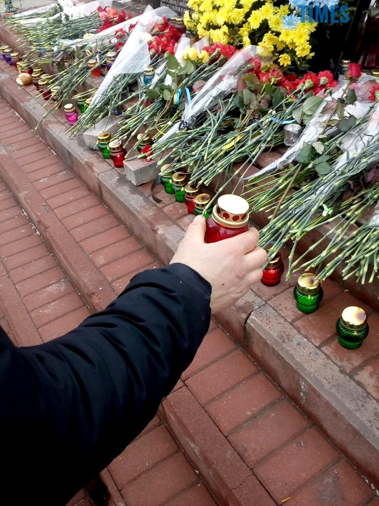 3 13 - 18 лютого у Києві: Майдан, Хрещатик, Інститутська, Грушевського