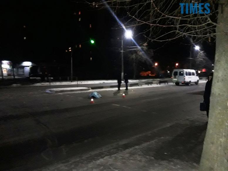 ДТП в Житомирі на проспекті Миру - загинула жінка