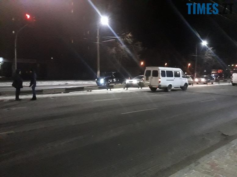 ДТП  Житомир - загинула жінка