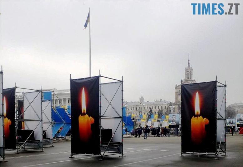 4 10 - 18 лютого у Києві: Майдан, Хрещатик, Інститутська, Грушевського